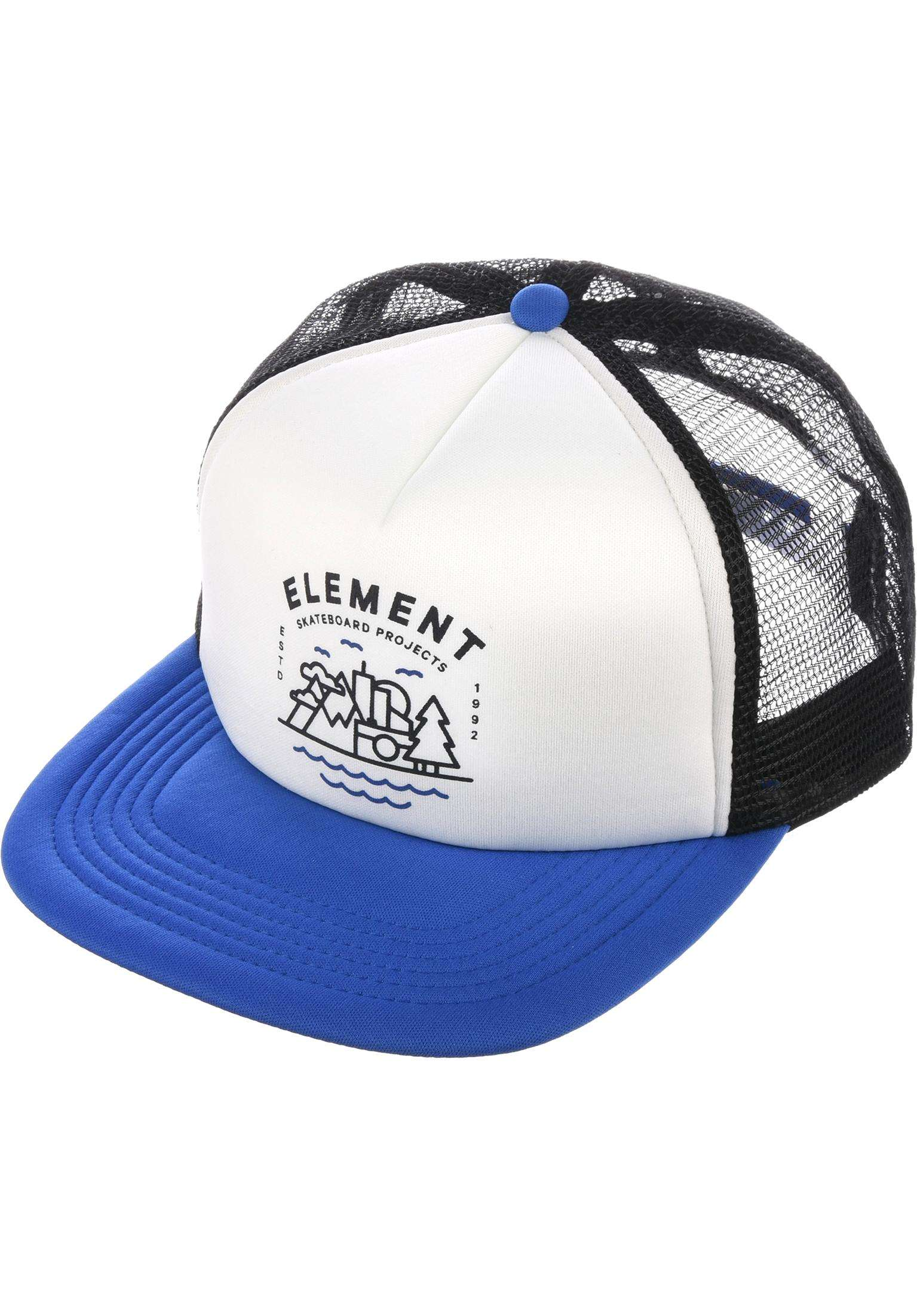 Rift Trucker Element Caps in lakeblue for Men  a8135152e37f