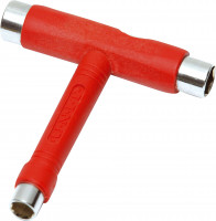 Unit Skate-Tools T-Tool red Vorderansicht