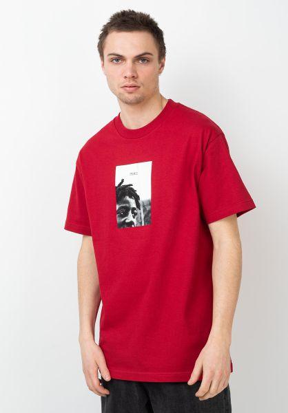 Baker T-Shirts Baker 4 cardinal vorderansicht 0321177