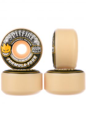 Spitfire Formula Four Conical Yellow 99A
