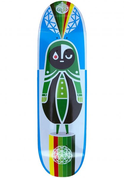 Darkroom Skateboard Decks Prisma multicolored vorderansicht 0116110