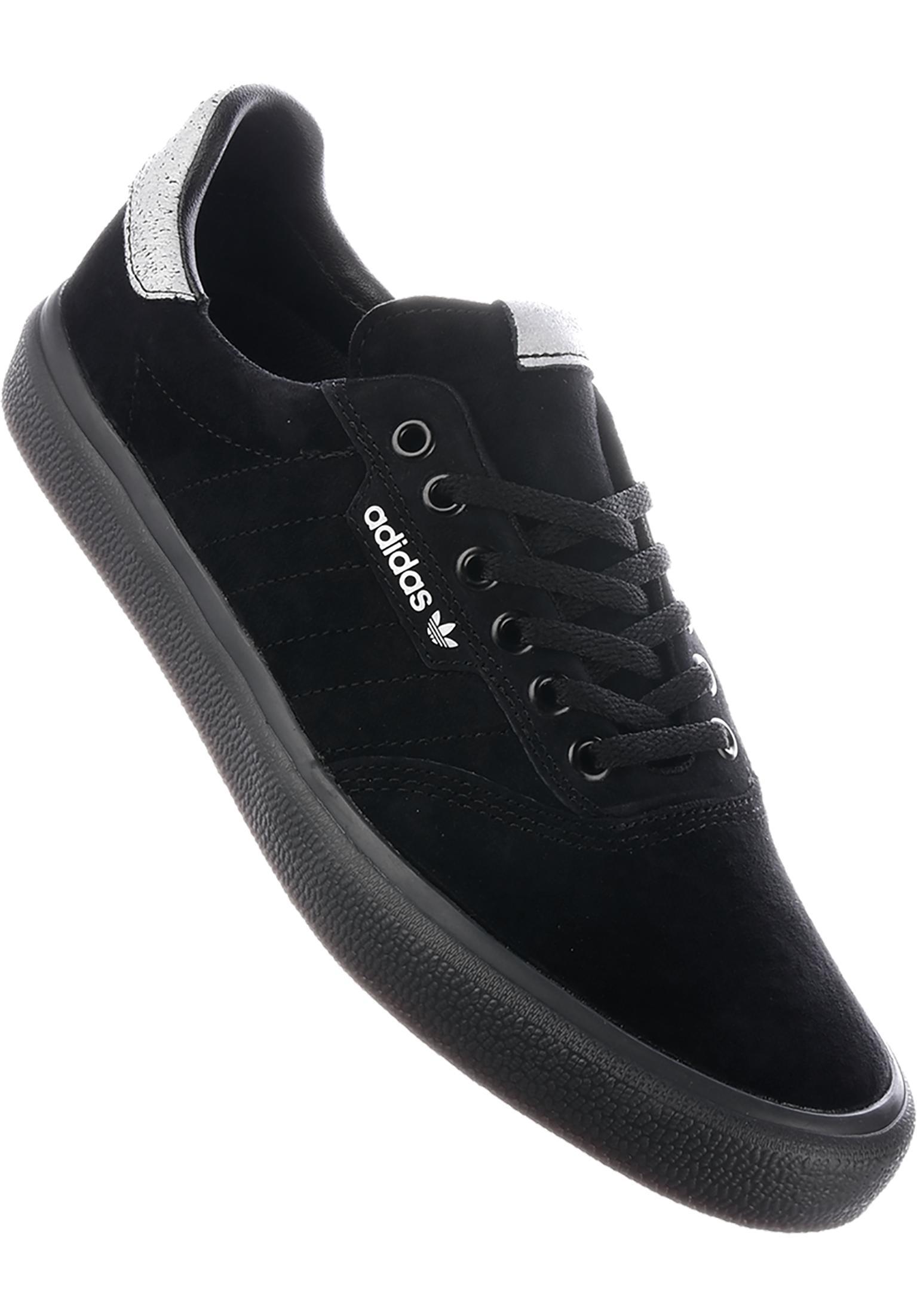 3MC adidas-skateboarding Alle Schuhe in black-white-grey für Herren ... 822850cf6
