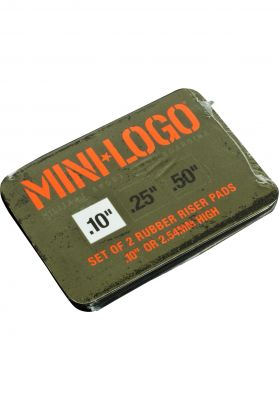 "Mini-Logo 1/8""-Shock"