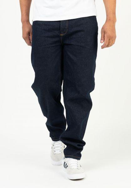 Homeboy Jeans X-tra Loose Denim indigo vorderansicht 0269163