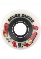 Bones Wheels Rollen ATF Rough Riders Shotgun 80A white Vorderansicht