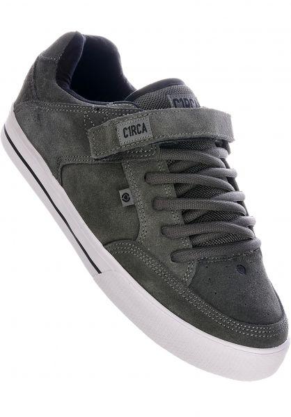 C1RCA Alle Schuhe 205 Vulc paloma-grey-white vorderansicht 0602895