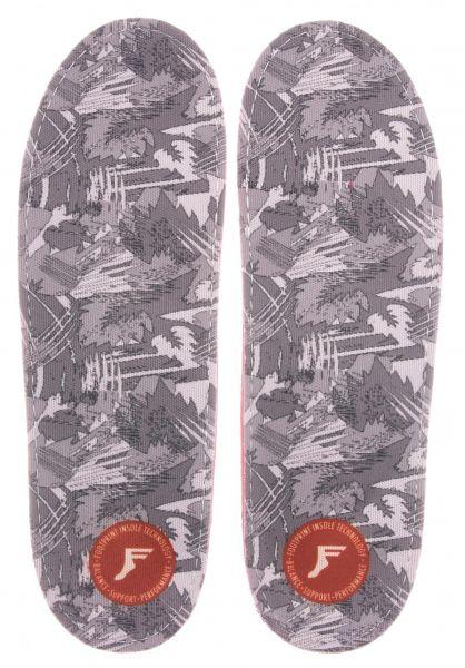 Footprint Insoles Einlegesohlen Gamechangers Camo white vorderansicht 0249072
