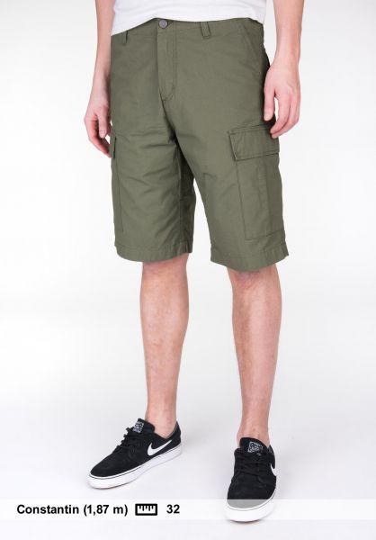 Carhartt WIP Shorts Regular Cargo Short rovergreen Vorderansicht