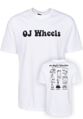 OJ Wheels Omar Hassan Higher Education