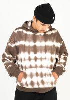 titus-hoodies-hank-darkbrown-batik-vorderansicht-0446115