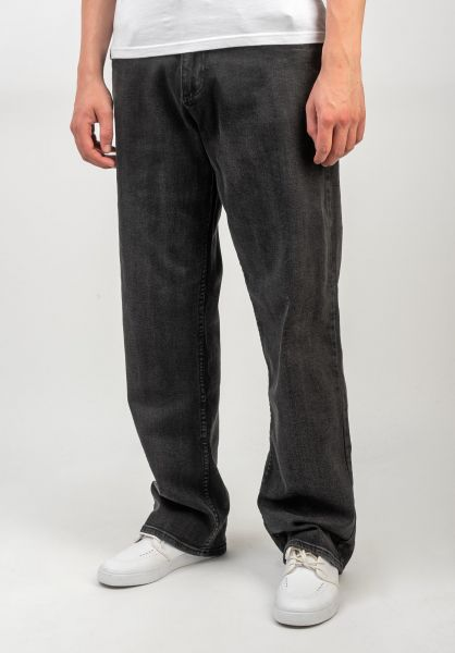 TITUS Jeans Lax black-bleached vorderansicht 0269065