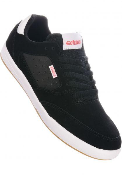 etnies Alle Schuhe Veer x Michelin black-red-white vorderansicht 0604672