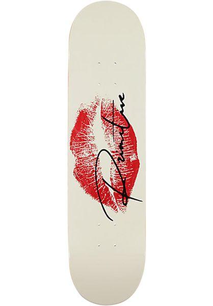 Primitive Skateboards Skateboard Decks Heartbreakers Lover cream vorderansicht 0263461