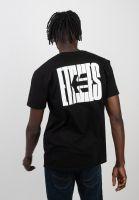 etnies-t-shirts-dropout-black-vorderansicht-0320396