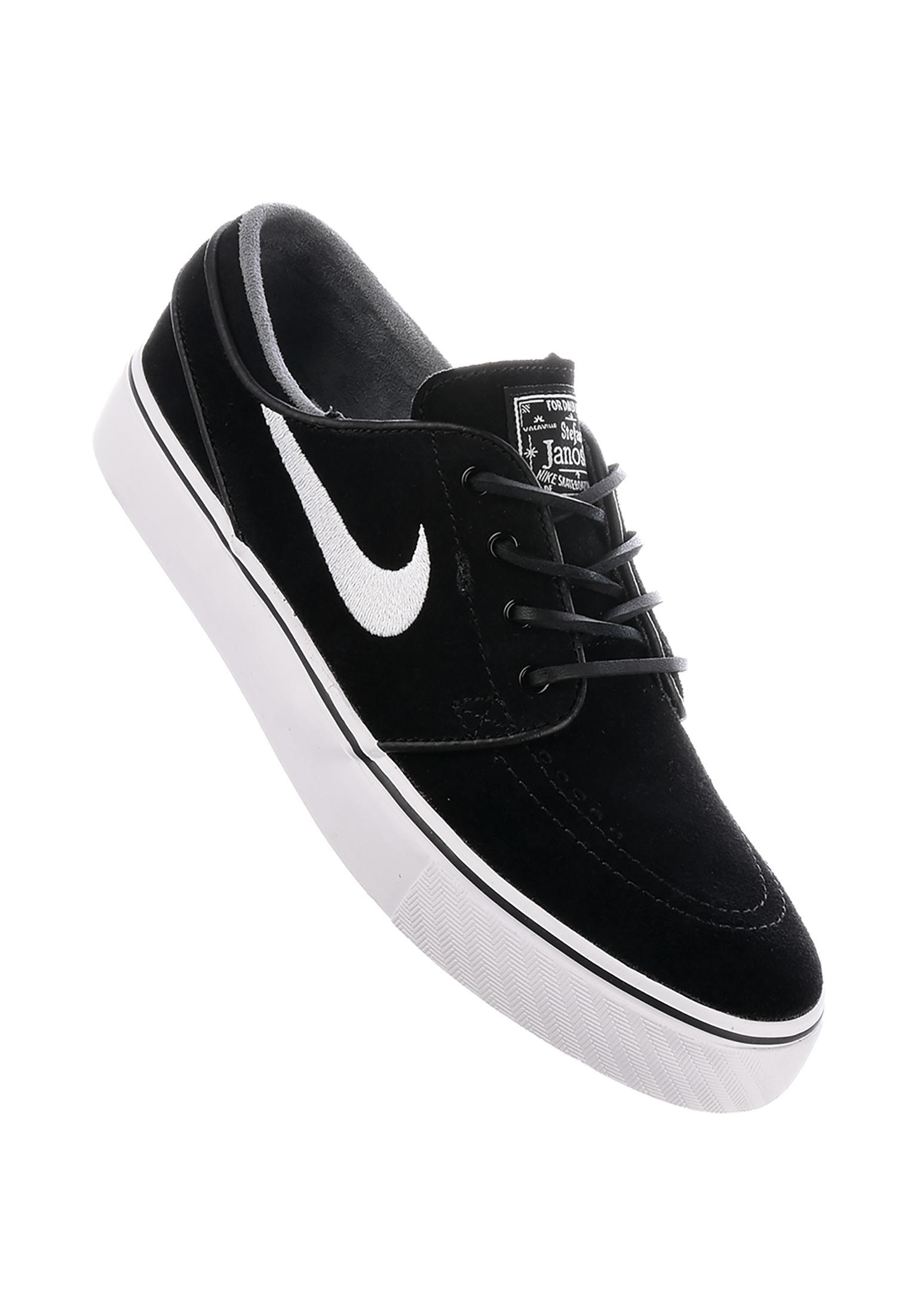 the best attitude e6962 8c55b Janoski OG Wmn Nike SB All Shoes in black-whitegum-lightbrown for Women    Titus