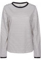 TITUS Sweatshirts und Pullover Sam grey-striped Vorderansicht