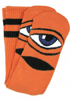 Toy-Machine Socken Sect-Eye-III orange Vorderansicht