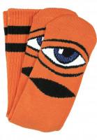 Toy-Machine-Socken-Sect-Eye-III-orange-Vorderansicht