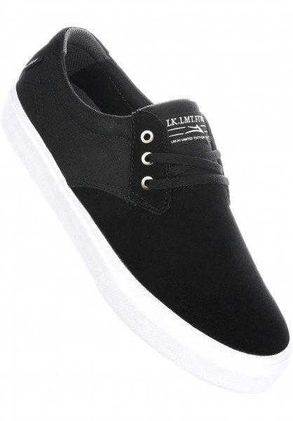 Lakai Alle Schuhe Daly black Vorderansicht