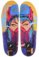 footprint-insoles-einlegesohlen-gamechangers-fp-x-colours-diber-kato-cyber-girl-multicolor-vorderansicht-0249176