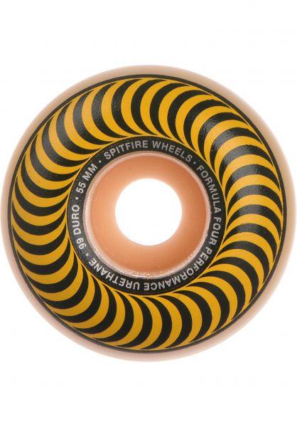 Spitfire Rollen Formula Four Classic 99A yellow vorderansicht 0134509