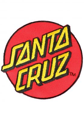 Santa-Cruz Classic Dot Patch