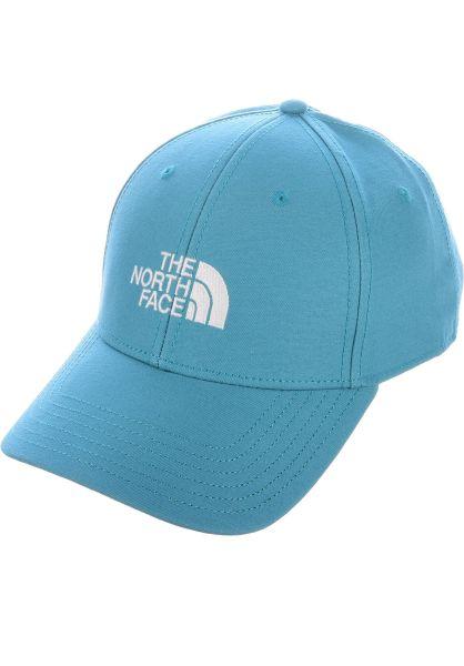 The North Face Caps 66 Classic Hat stormblue-tnfwhite vorderansicht 0566436