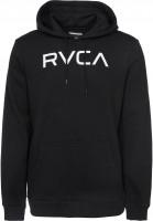 RVCA Hoodies Big RVCA black Vorderansicht