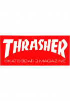 Thrasher-Verschiedenes-Skate-Mag-Mini-Sticker-red-Vorderansicht