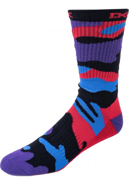 DGK Socken Rise multi vorderansicht 0631930