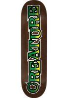 Creature Skateboard Decks Long Logo Hard Rock Maple medium vorderansicht 0260444