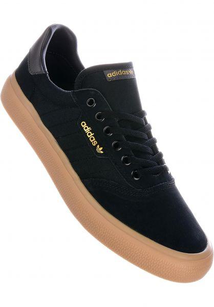 adidas-skateboarding Alle Schuhe 3MC coreblack-grey-gum vorderansicht 0604427
