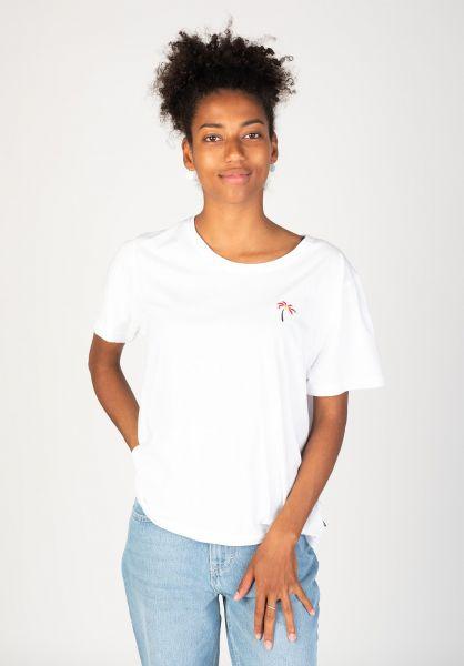 Forvert T-Shirts Loeo white vorderansicht 0398616