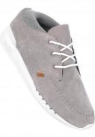 Djinns Alle Schuhe MocSoc 1 Skin grey Vorderansicht