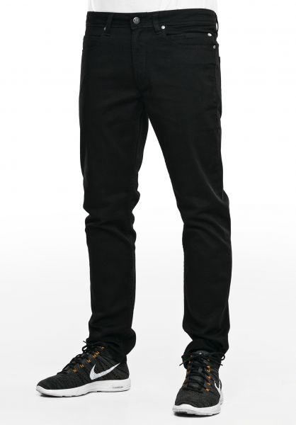 Reell Jeans Nova black Vorderansicht