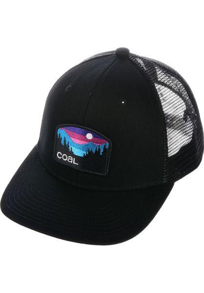 coal Caps The Hauler black vorderansicht 0566197