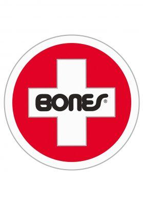 """Bones Bearings Round 3"""" Sticker"""