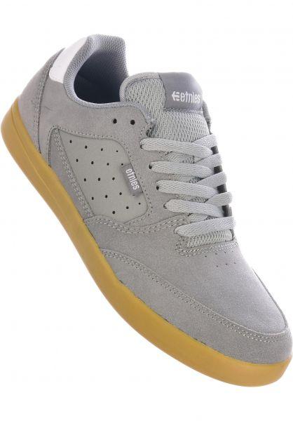 etnies Alle Schuhe Veer x Michelin grey-gum vorderansicht 0604672