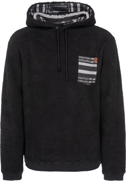 TITUS Hoodies Scott black vorderansicht 0444838