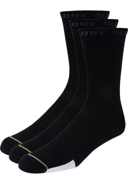 Globe Socken Horizons Crew Sock 5 Pack dark assorted vorderansicht 0632258