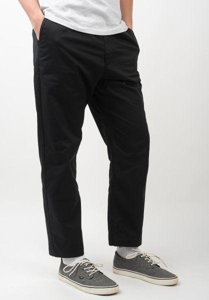 Nike SB Chinos und Stoffhosen Pull On Chino black vorderansicht 0204142