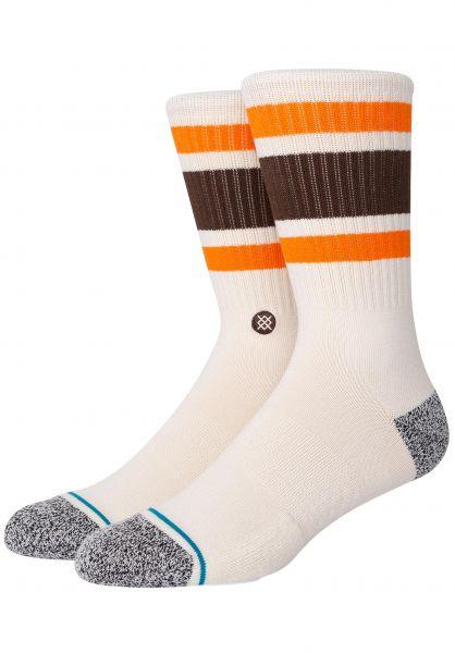 Stance Socken Boyd ST offwhite vorderansicht 0632019