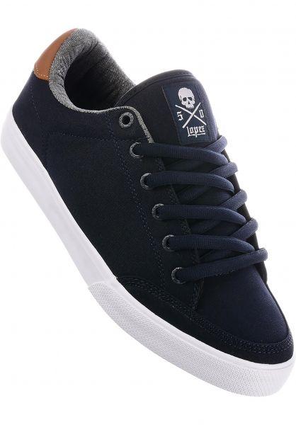 C1RCA Alle Schuhe Lopez 50 bluenights-white Vorderansicht