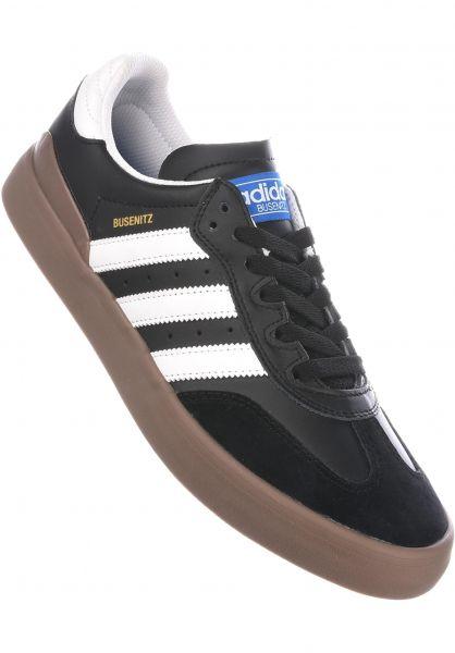 Busenitz todos Vulc samba edición Adidas Skateboarding todos Busenitz los zapatos en negro bdb154
