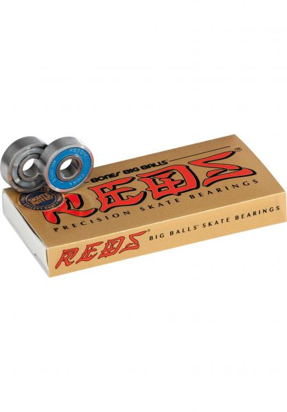 Bones Bearings Kugellager Reds Big Balls blue vorderansicht 0180337