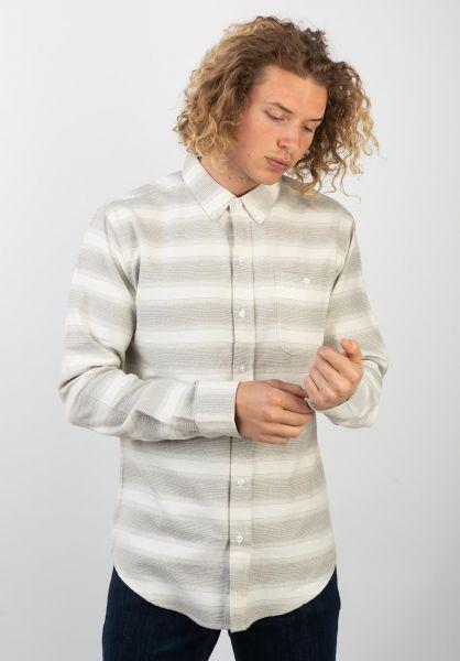 Ezekiel Hemden langarm Sully linen vorderansicht 0411890