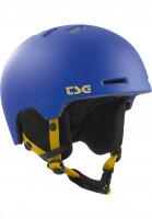 TSG Snowboardhelme Arctic Nipper Maxi Solid Color II satin royal Vorderansicht