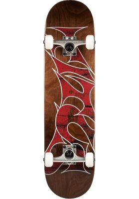 TITUS Skateboard komplett Stained Schranz