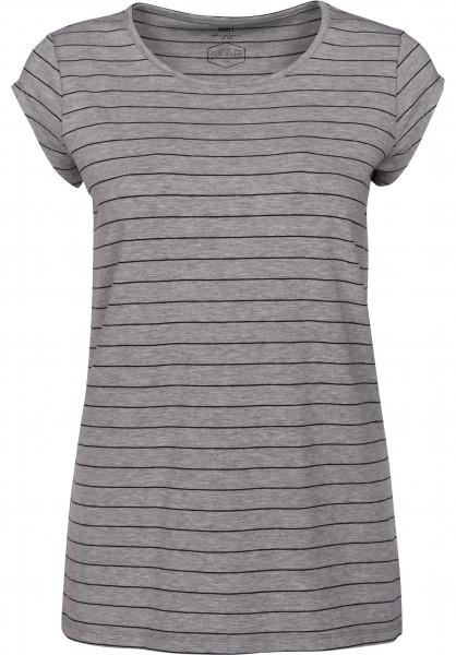 TITUS T-Shirts Alfi grey Vorderansicht