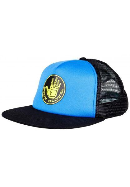 reputable site ed8c5 a0360 Body Glove Caps Core Logo Trucker Hat royal-black vorderansicht 0566360